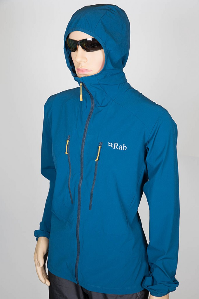 Rab Borealis Jacket. Photo: Bob Smith/grough