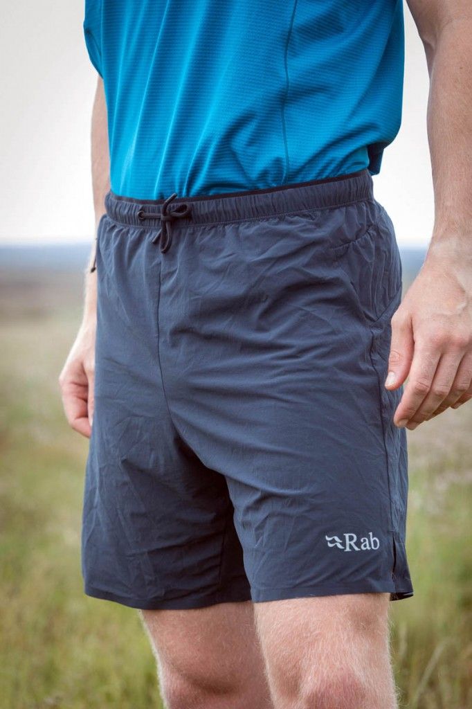 Rab Talus Shorts. Photo: Bob Smith/grough