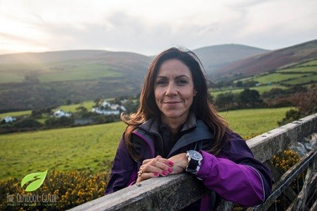 Julia Bradbury: path network is important
