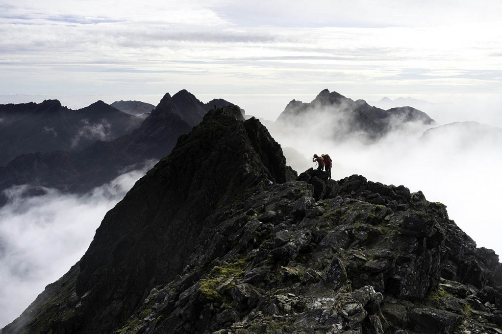 Politicians need to respect Scotland's mountains, the MCofS said. Photo: Gerry Neely