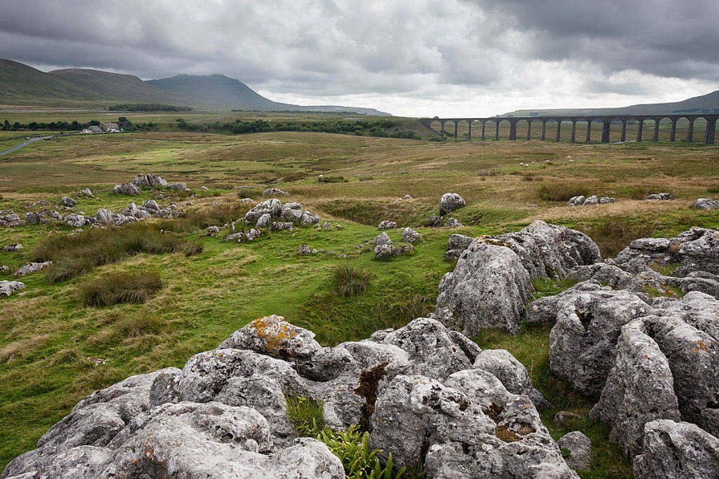 The man collapsed near the entrance to a cave at Ribblehead. Photo: Bob Smith/grough