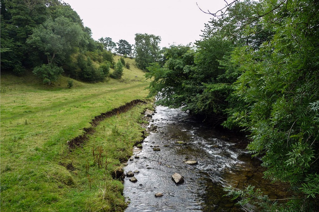 The River Aire at Airton. Photo: Immanuel Giel