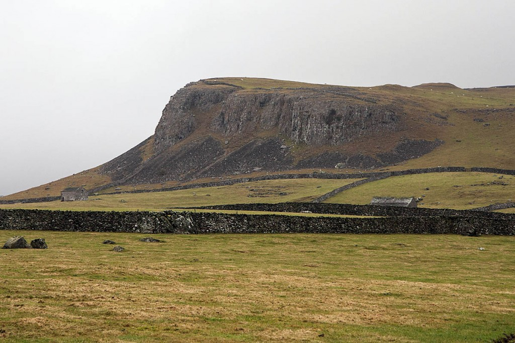 The climber fell on Robin Proctor's Scar near Austwick. Photo: Bob Smith/grough