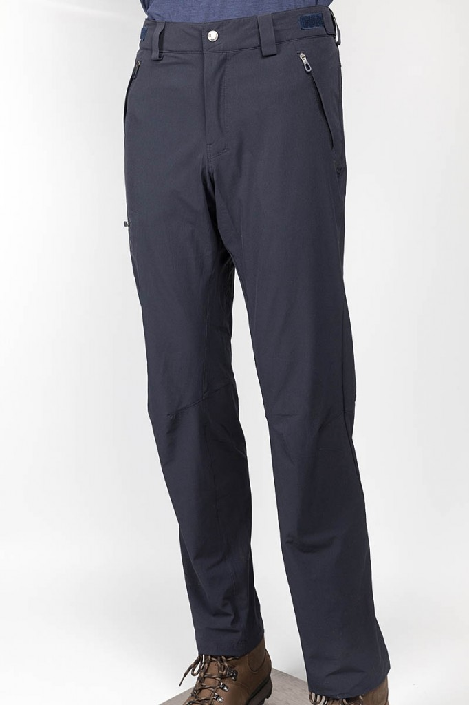 Salomon Wayfarer Straight Leg Pant. Photo: Bob Smith/grough