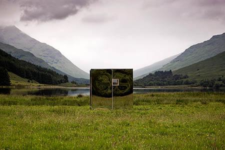 The Lookout cabin. Photo: Michael McGurk
