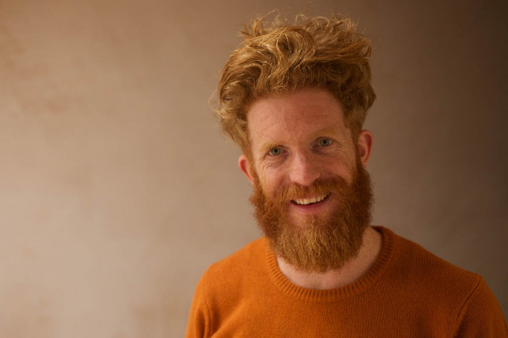 Sean Conway. Photo: Martin Hartley