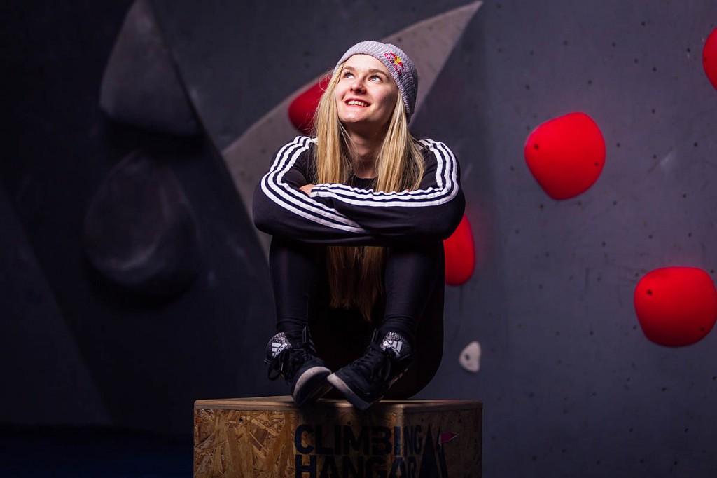 Shauna Coxsey. Photo: Toby Ziff/Red Bull Content Pool