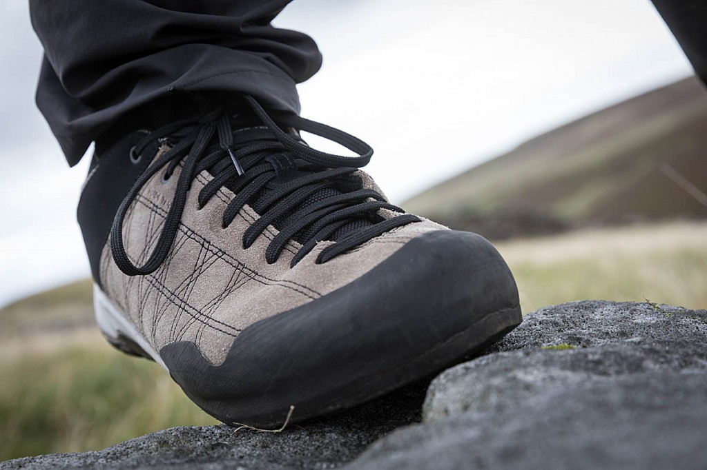 Put your best foot forward with a pair of walking shoes. Photo: Bob Smith/grough
