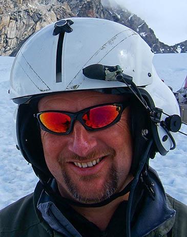 Simon Steer, chair of Scottish Mountain Rescue