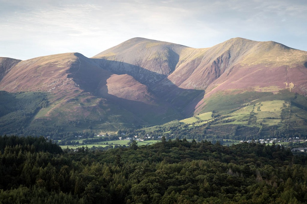 The man slipped while walking on Skiddaw. Photo: Bob Smith/grough