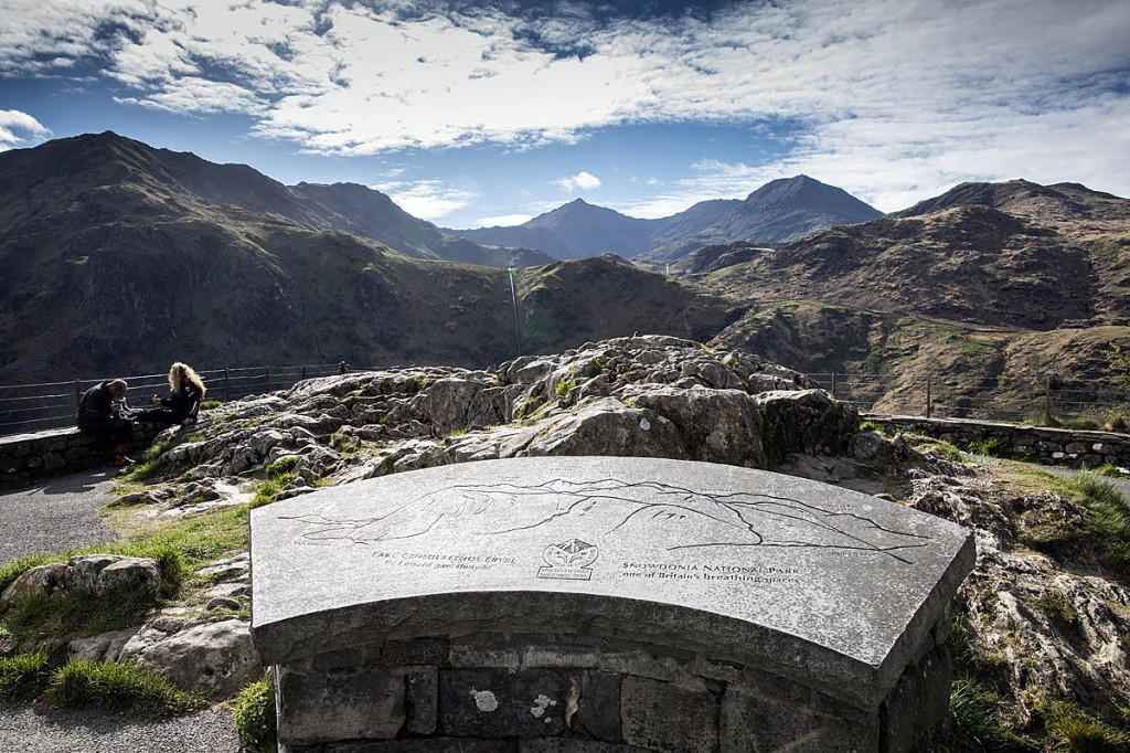 Snowdon is the most visited mountain in Britain. Photo: Bob Smith/grough