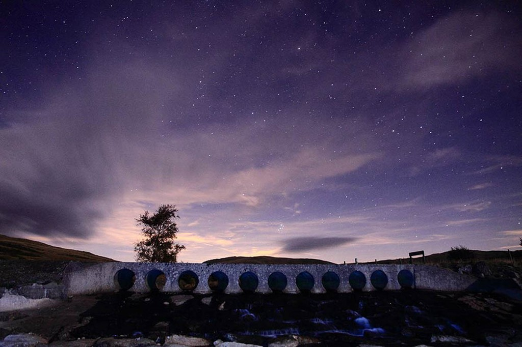 Snowdonia's night skies have been given the rare designation. Photo: Keith O'Brien