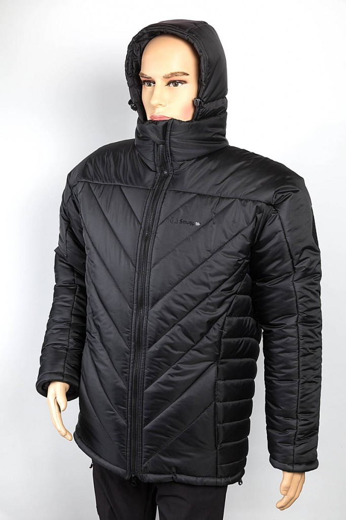 Snugpak SJ12 jacket. Photo: Bob Smith/grough