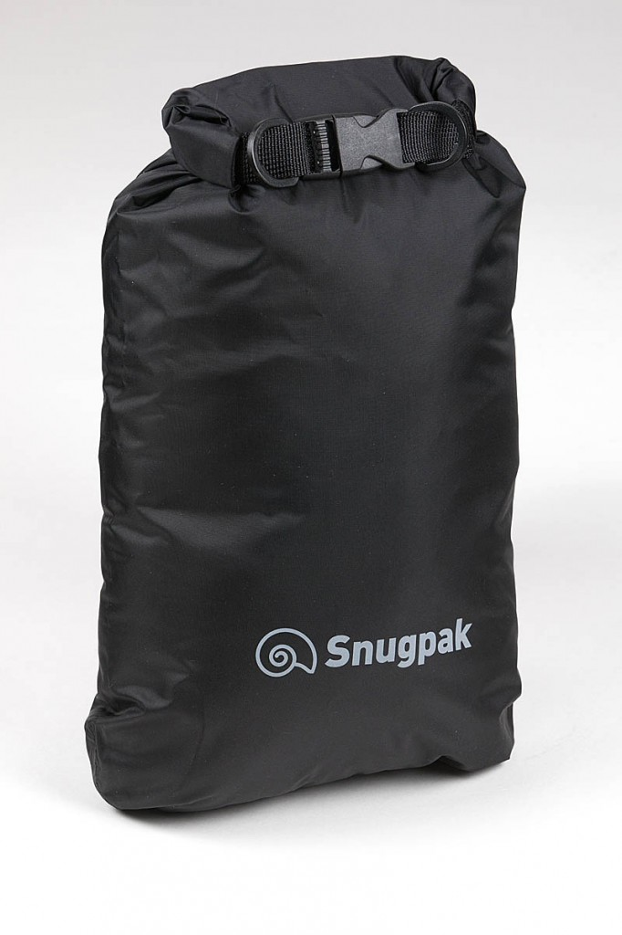 Snugpak Dri-Sak 4L. Photo: Bob Smth/grough