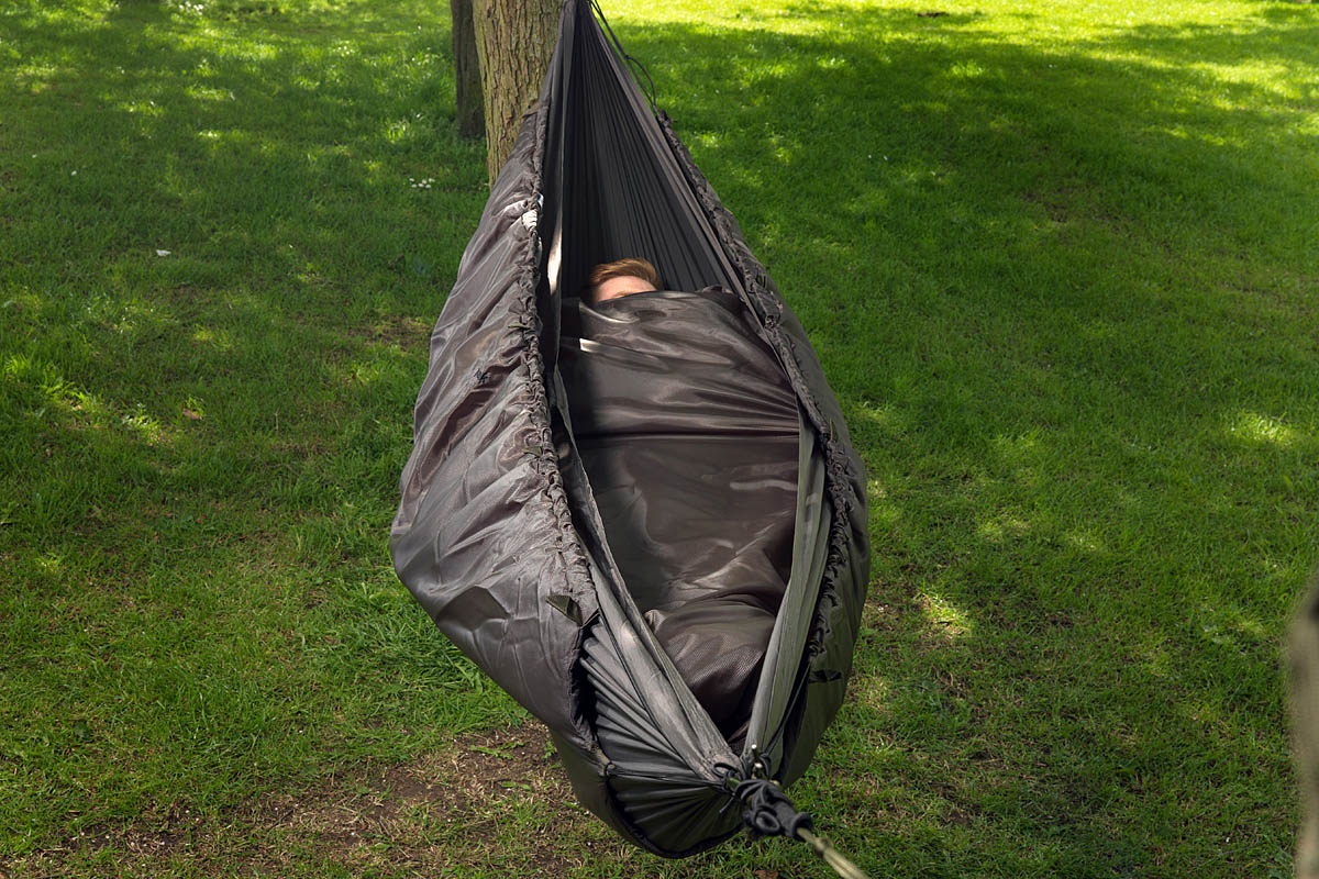 grough — Snugpak's Cocoon hammock system 'works like a ...