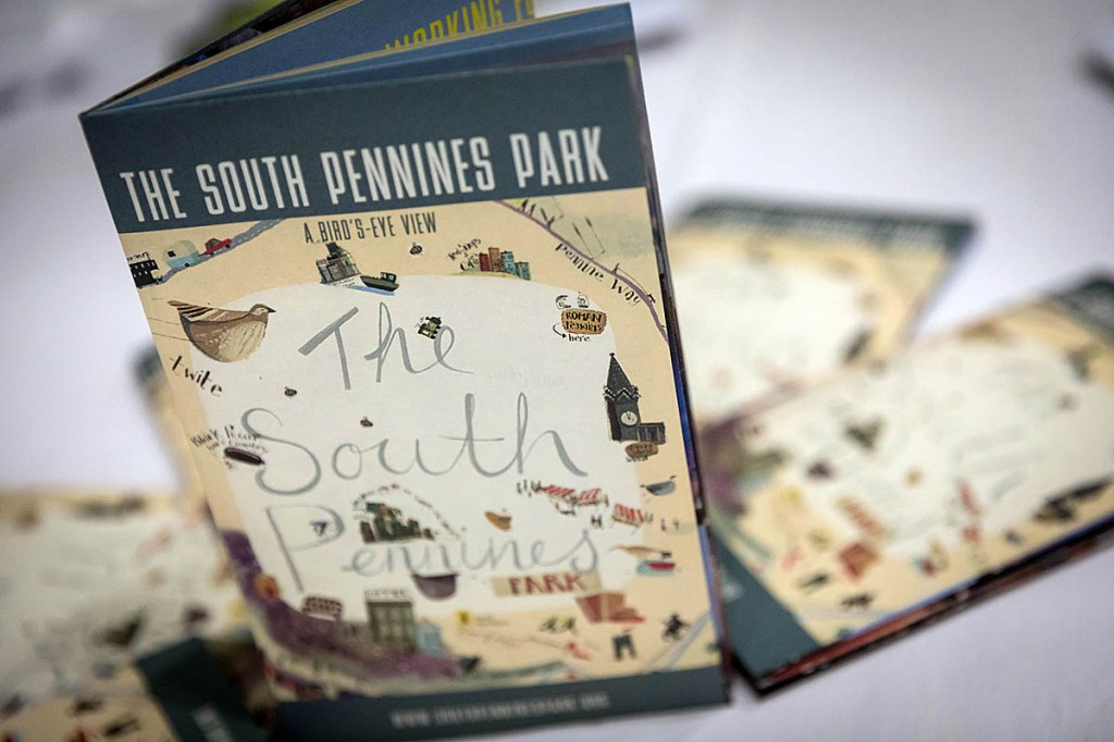 The South Pennines Park was officially launched this month. Photo: Bob Smith/grough