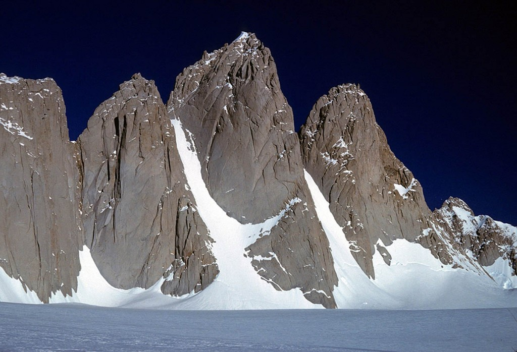 The team will attempt an Alpine-style ascent of the Spectre