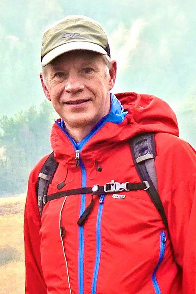 Steve Penny who has been appointed an MBE. Photo: Tweed Valley MRT