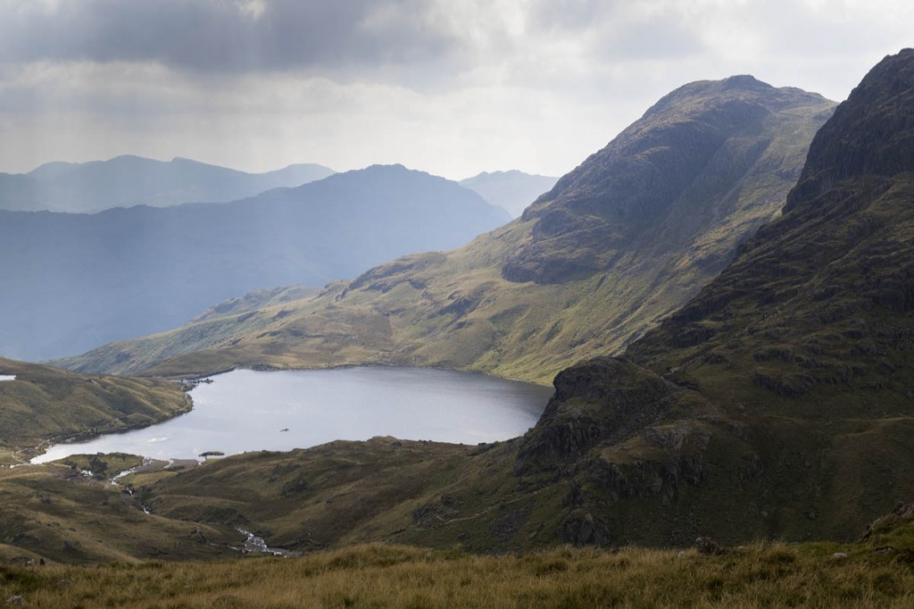 The woman was walking with a large group at Stickle Tarn. Photo: Bob Smith/grough