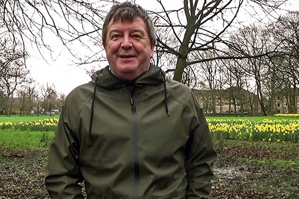 Broadcaster Stuart Maconie has been appointed the Ramblers' president