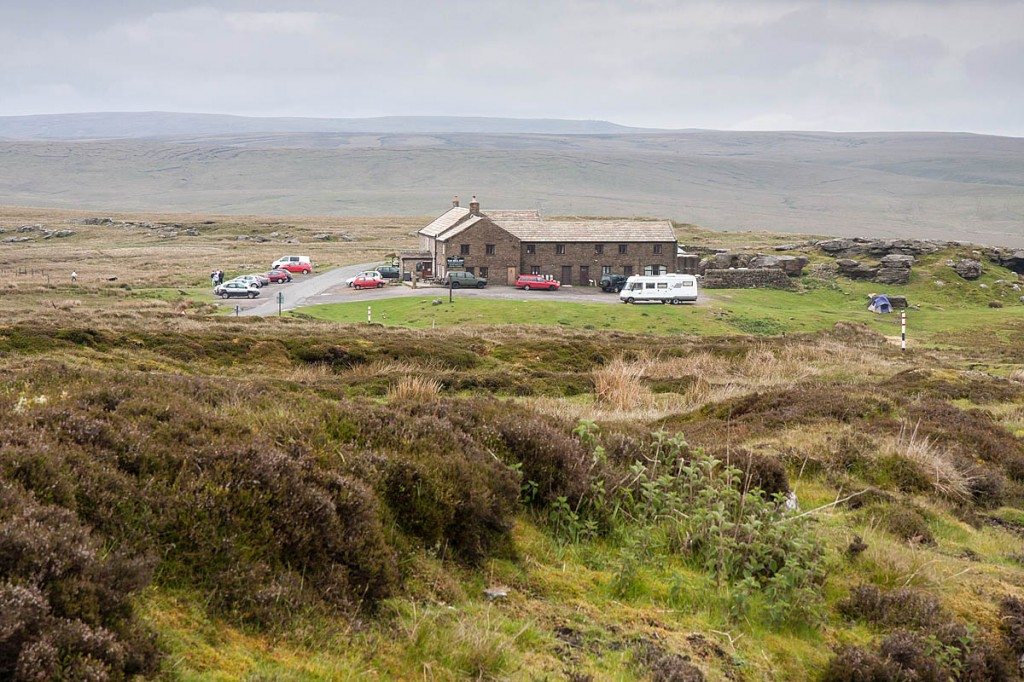 The Tan Hill Inn on the Pennine Way above Swaledale. Photo: Bob Smith/grough