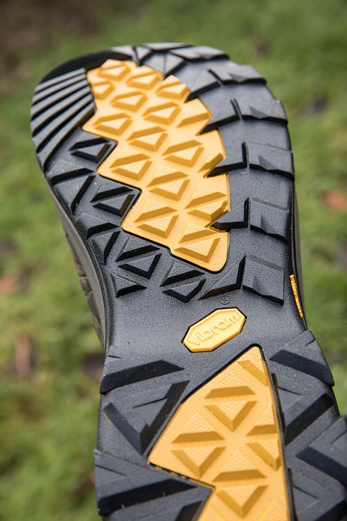 The Teva outsole. Photo: Bob Smith/grough