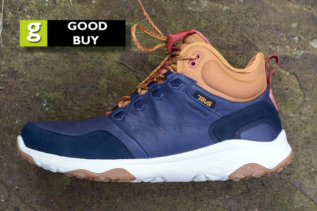 The Arrowood 2 Mid WP is rated a 'good buy'. Photo: Bob Smith/grough