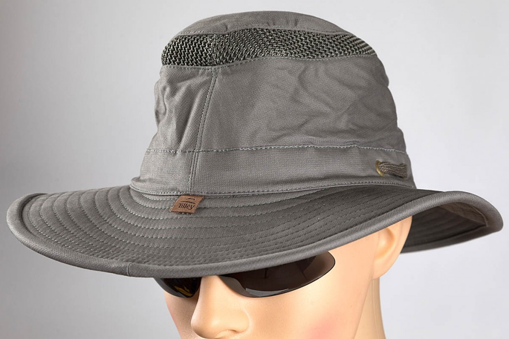 Tilley Hiker's Hat. Photo: Bob Smith/grough