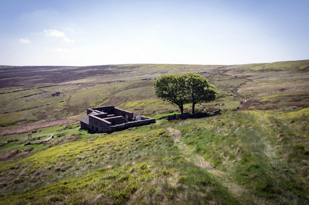 Top Withins, the reputed location for Wuthering Heights. Photo: Bob Smith/grough