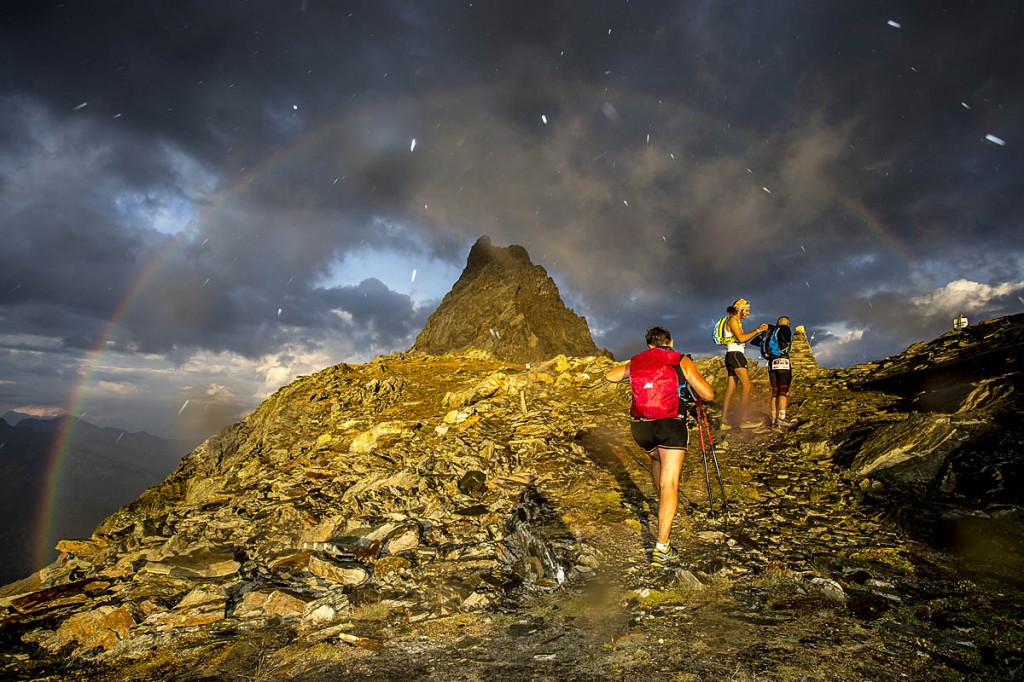 Runners in last year's event. Photo: Jeantet Stefano