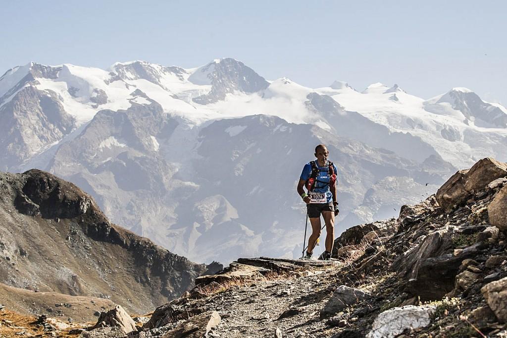The race follows the Alta Via 1 and Alta Via 2. Photo: Jeantet Stefano
