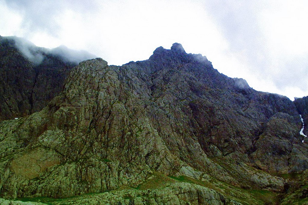 Tower Ridge on Ben Nevis. Photo: Munrogue CC-BY-SA-3.0