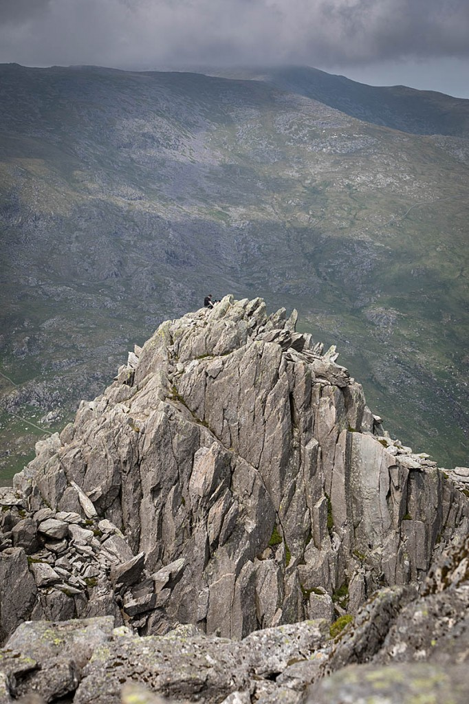 Visitors to mountains such as Tryfan should prepare before heading out. Photo: Bob Smith/grough