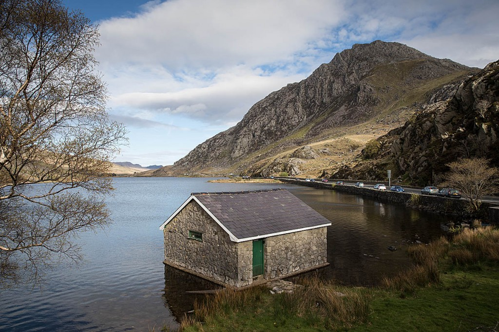 The Ogwen Valley is another honeypot area. Photo: Bob Smith/grough