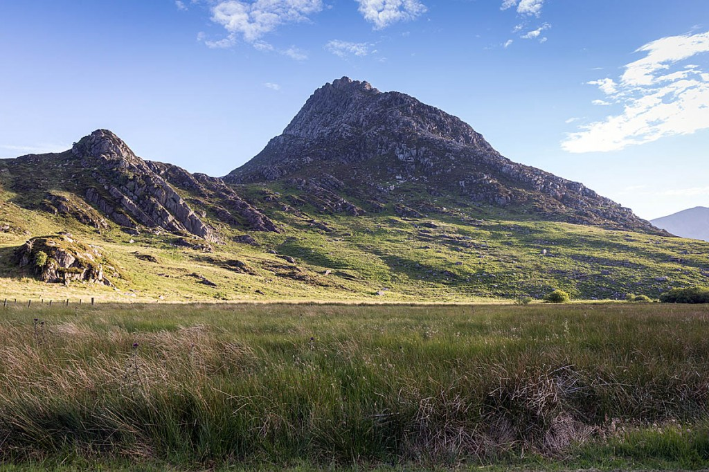 Tryfan, with Tryfan Back on the left. Photo: Bob Smith/grough