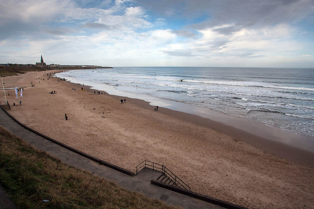 The new section includes the coast in North Tyneside. Photo: Bob Smith/grough