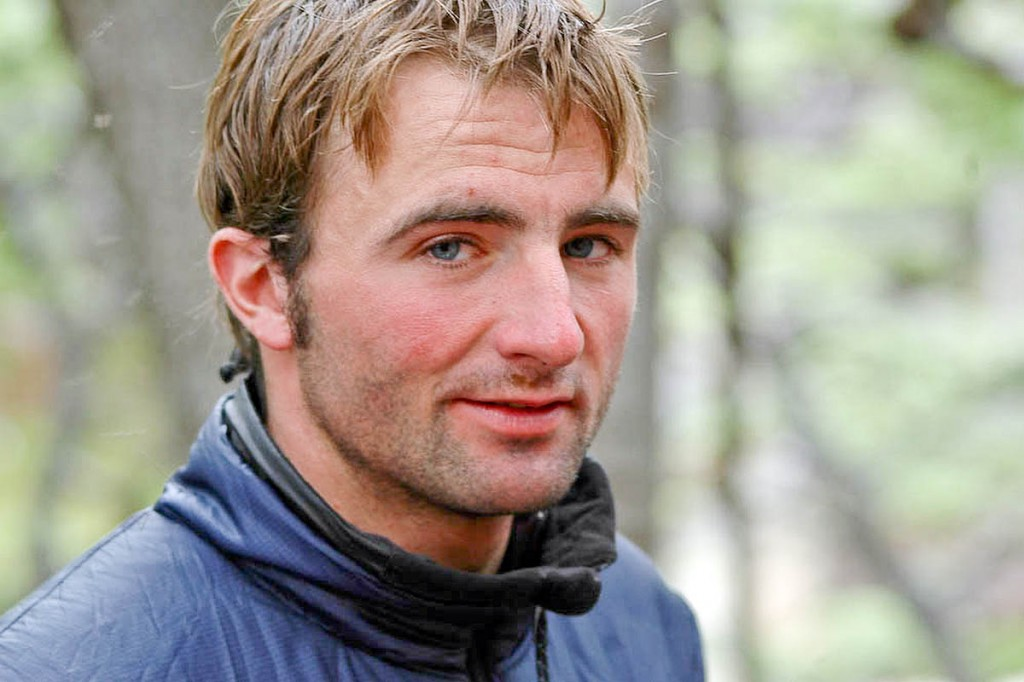 Ueli Steck ascended the Eiger North Face in a new record time