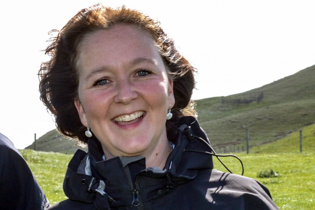 Ramblers' new chief executive Vanessa Griffiths
