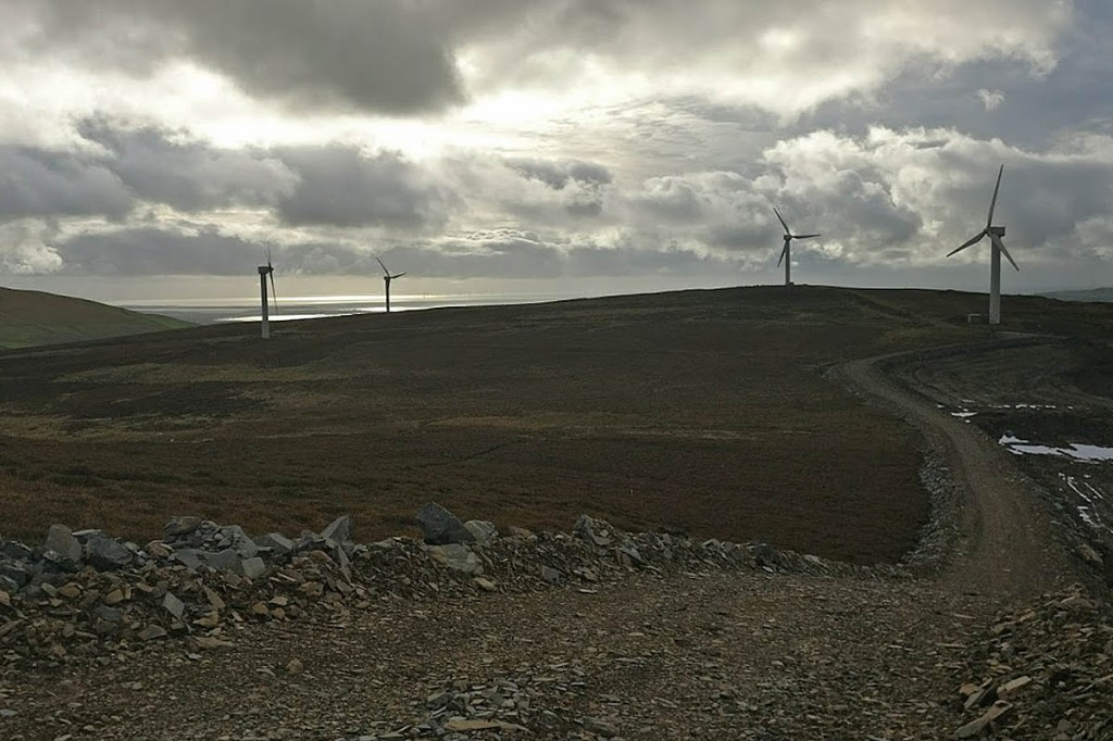 The Kirkby Moor windfarm. Photo: Ventient Energy