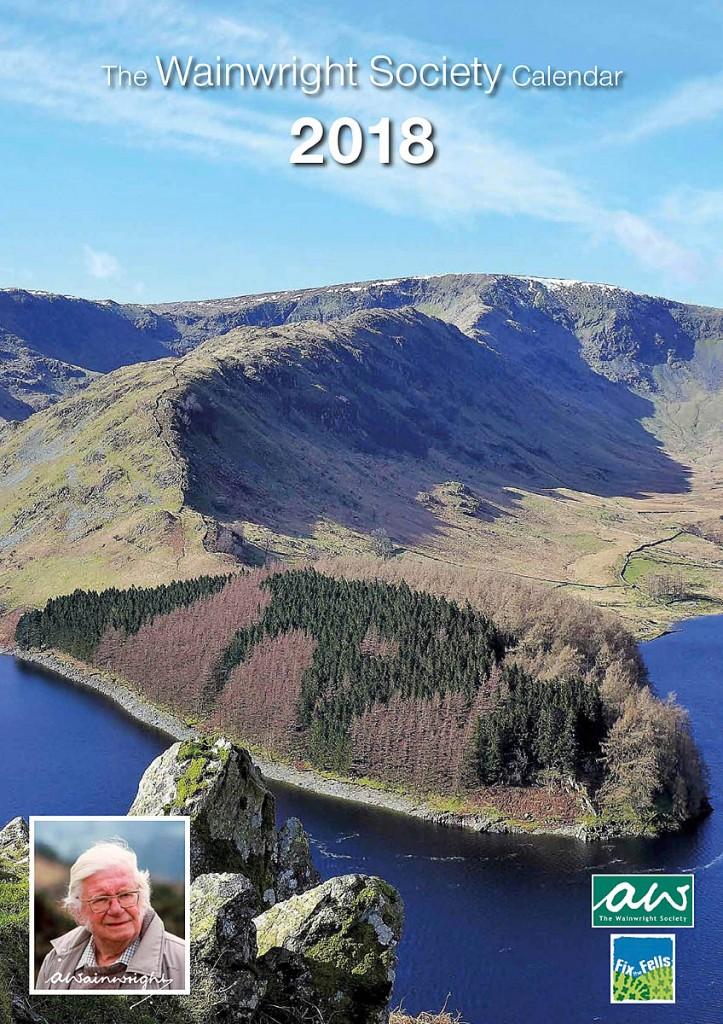 The Wainwright Society calendar for 2018