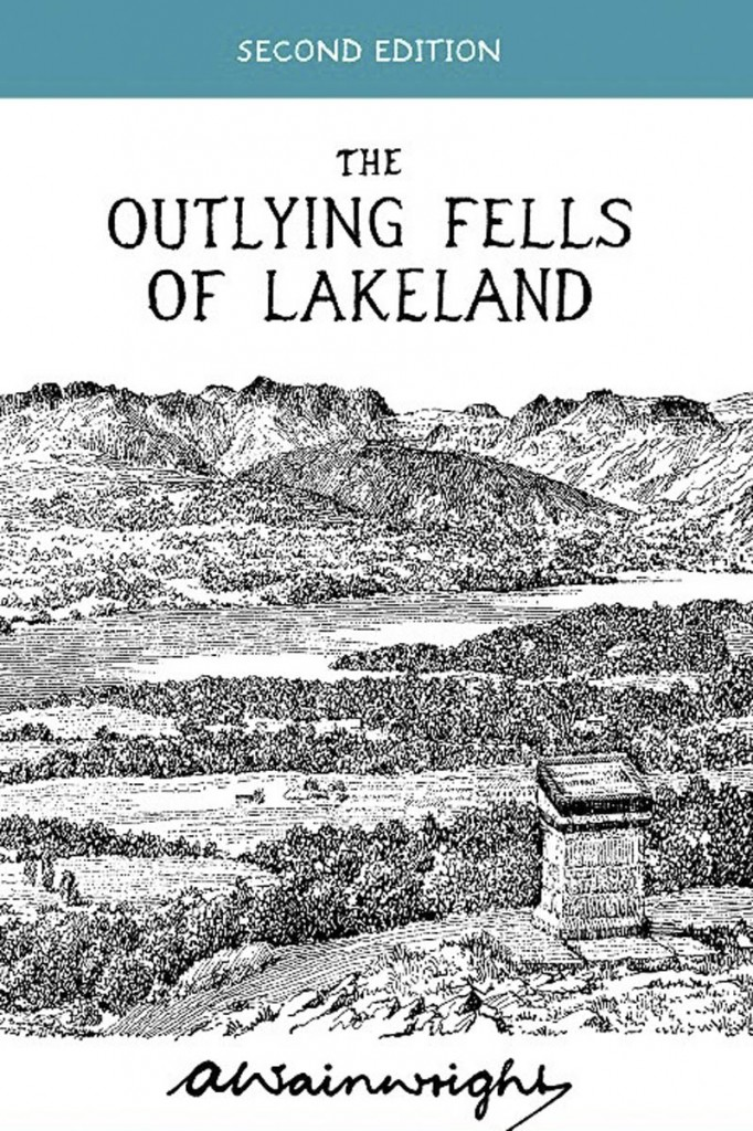 Wainwright's Outlying Fells guidbook is being republished