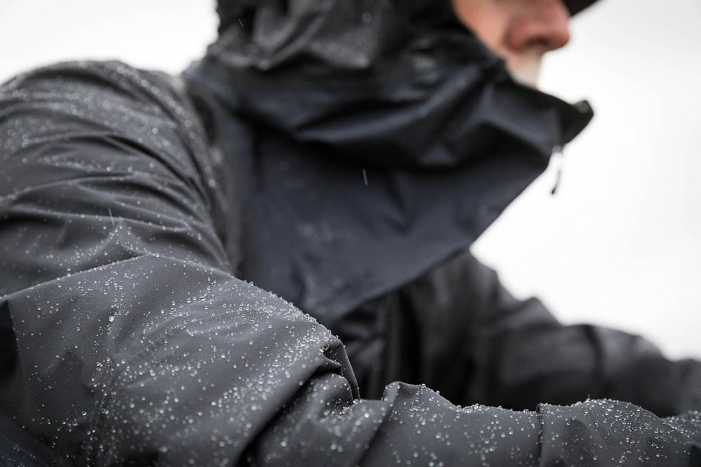 We put 14 waterproof jackets to the test over a prolonged period. Photo: Bob Smith/grough