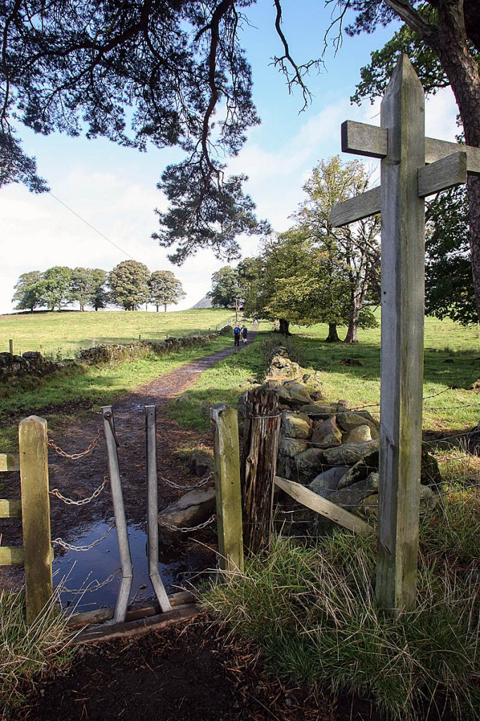 Walkers must access the countryside responsibly. Photo: Bob Smith/grough