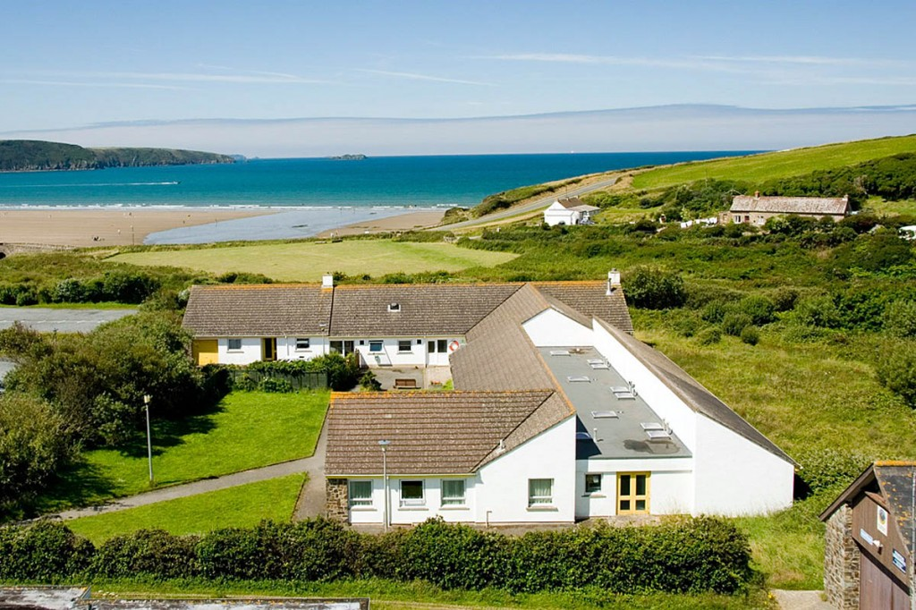 YHA Broad Haven is one of the hostels included