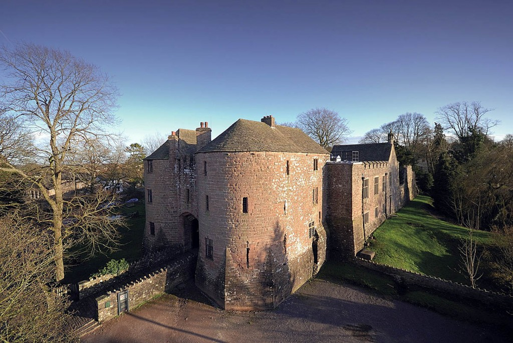 St Briavels Castle can be hired for exclusive use