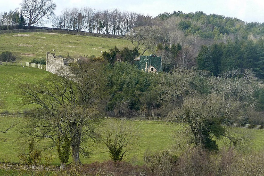 The inspector said the building was 'intrusive'. Photo: Yorkshire Dales NPA