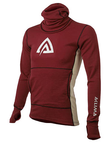 The Aclima 3 in 1 Baselayer