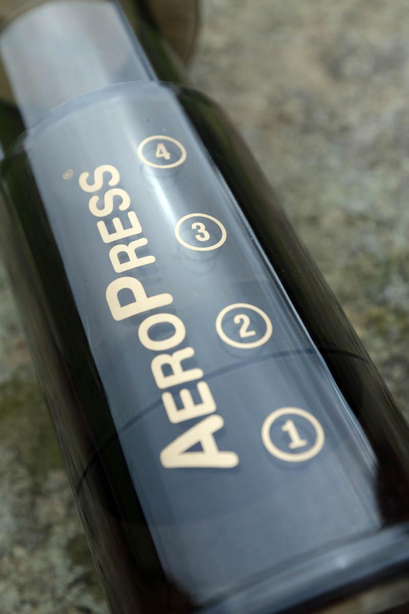 Aeropress Coffee Maker Test : grough On test: Aerobie AeroPress coffee maker