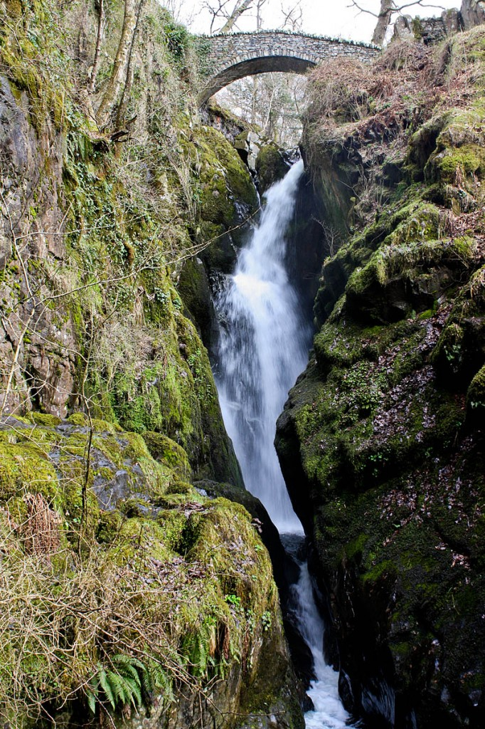 The woman broke her ankle while walking at Aira Force. Photo: Dominic Hargreaves CC-BY-2.0