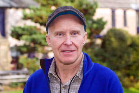 Alan Hinkes will deliver the lecture on the society's 10th anniversary